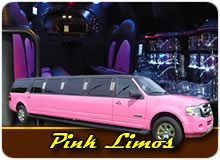 Pink Limousines And Hummer Limos