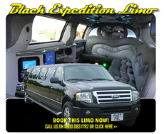 Hummer Limo Style Ford Expedition